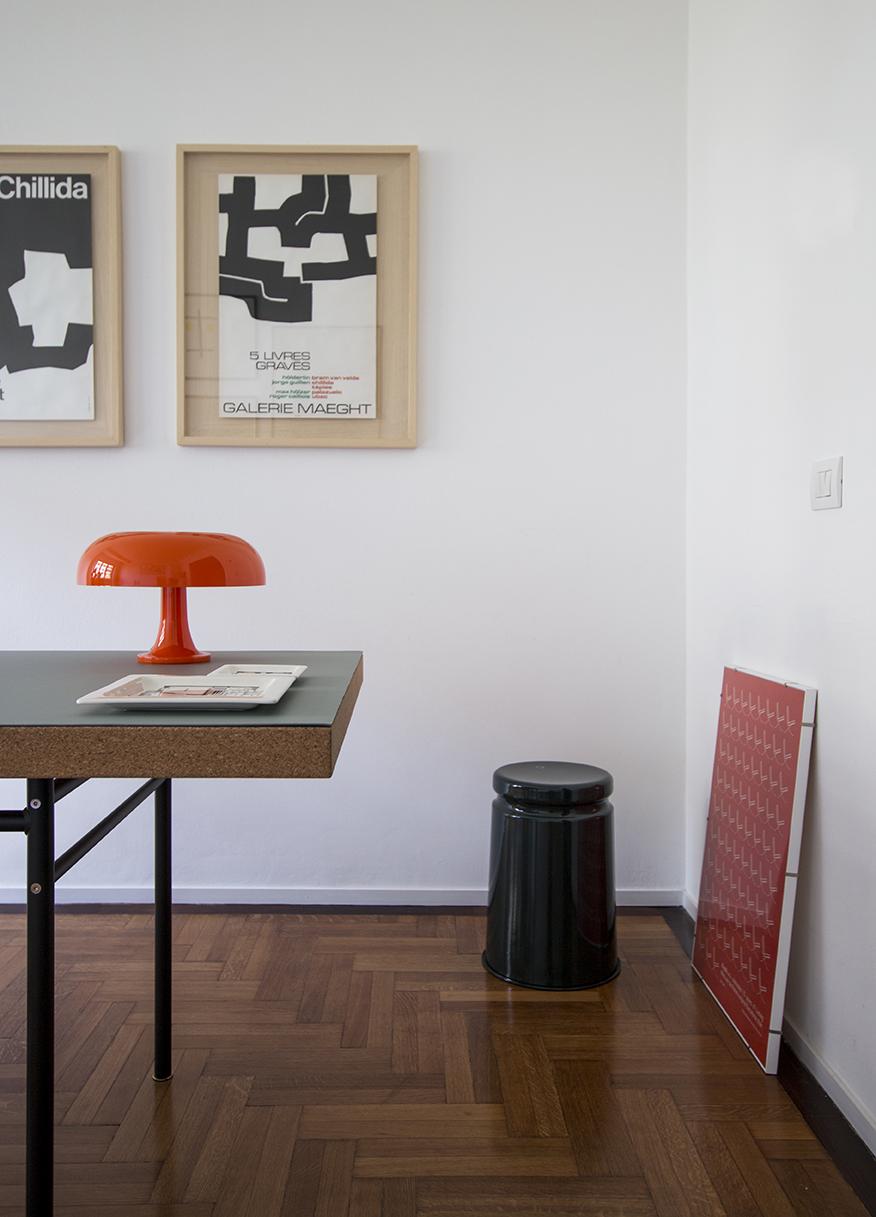 Kickoffice interiors designer architect casaa livingroom table ikea ilsecrawford lamp artemide nesso stool hem maxlamb pictures