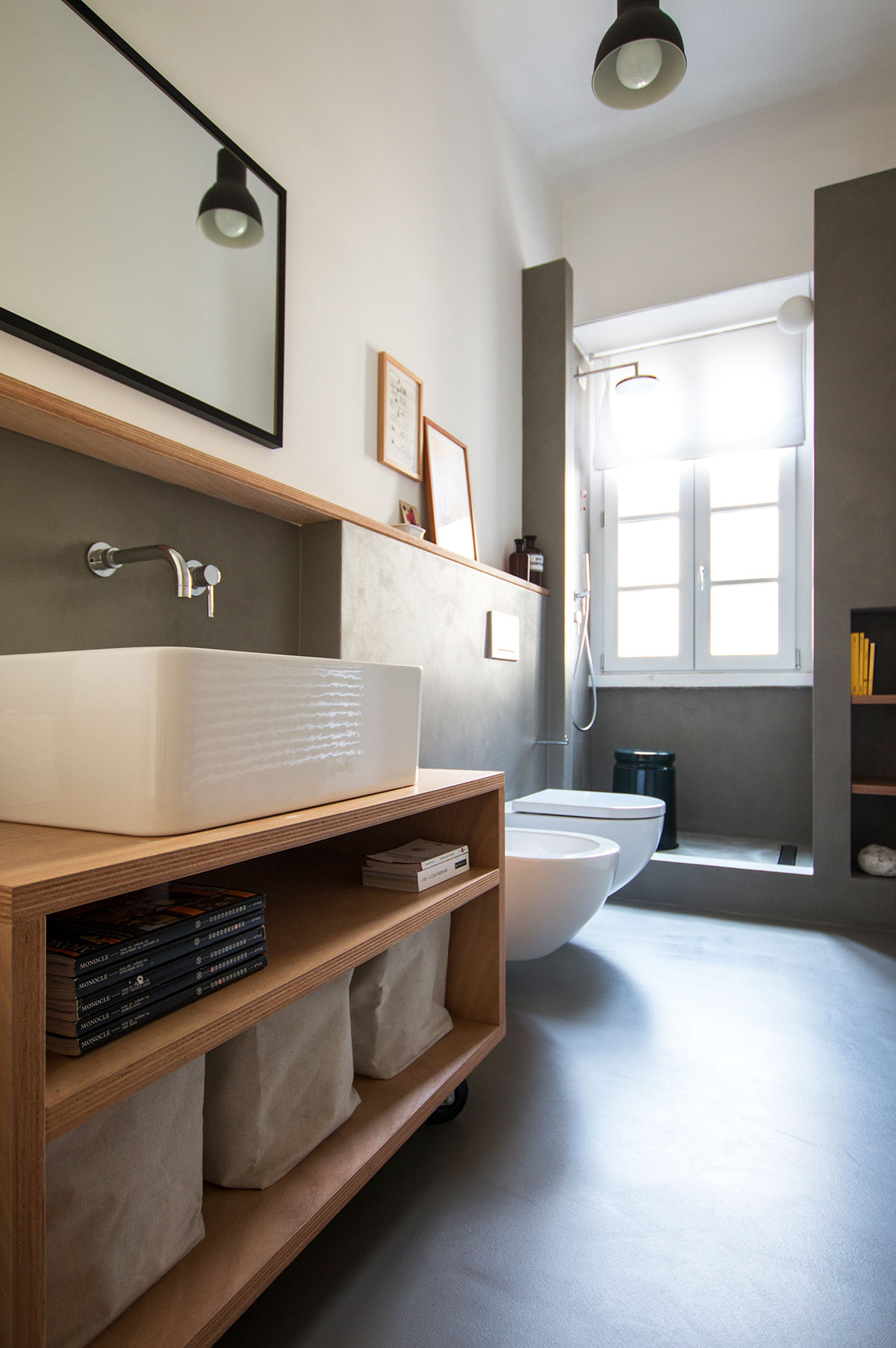 kickoffice casa a bathroom epoxy