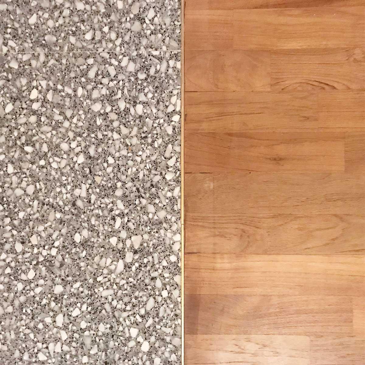 kickoffice casa cb hallway material detail floor parquet grit