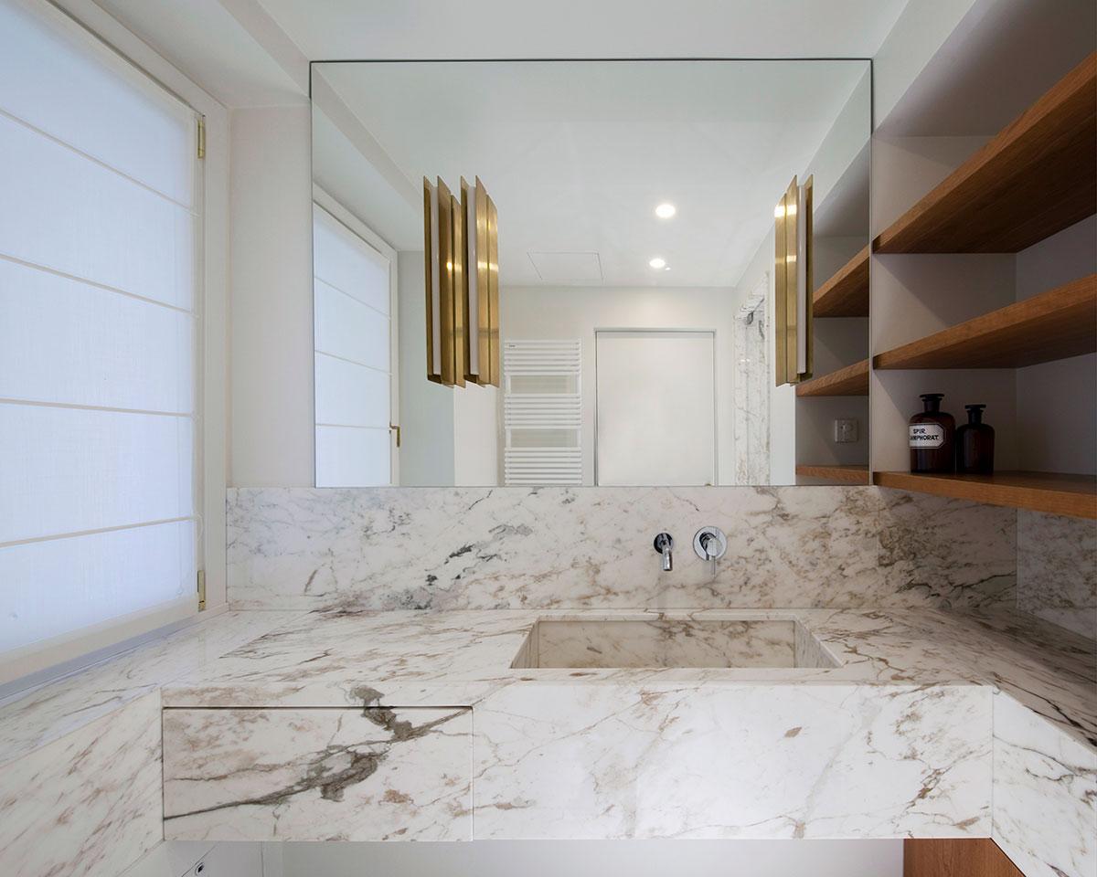 kickoffice casa dgr bathroom marble brass vesoi linestra fantini mirror