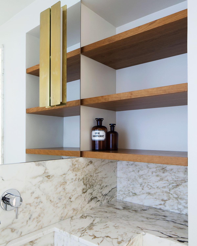 kickoffice casa dgr bathroom marble brass vesoi linestra fantini shelving