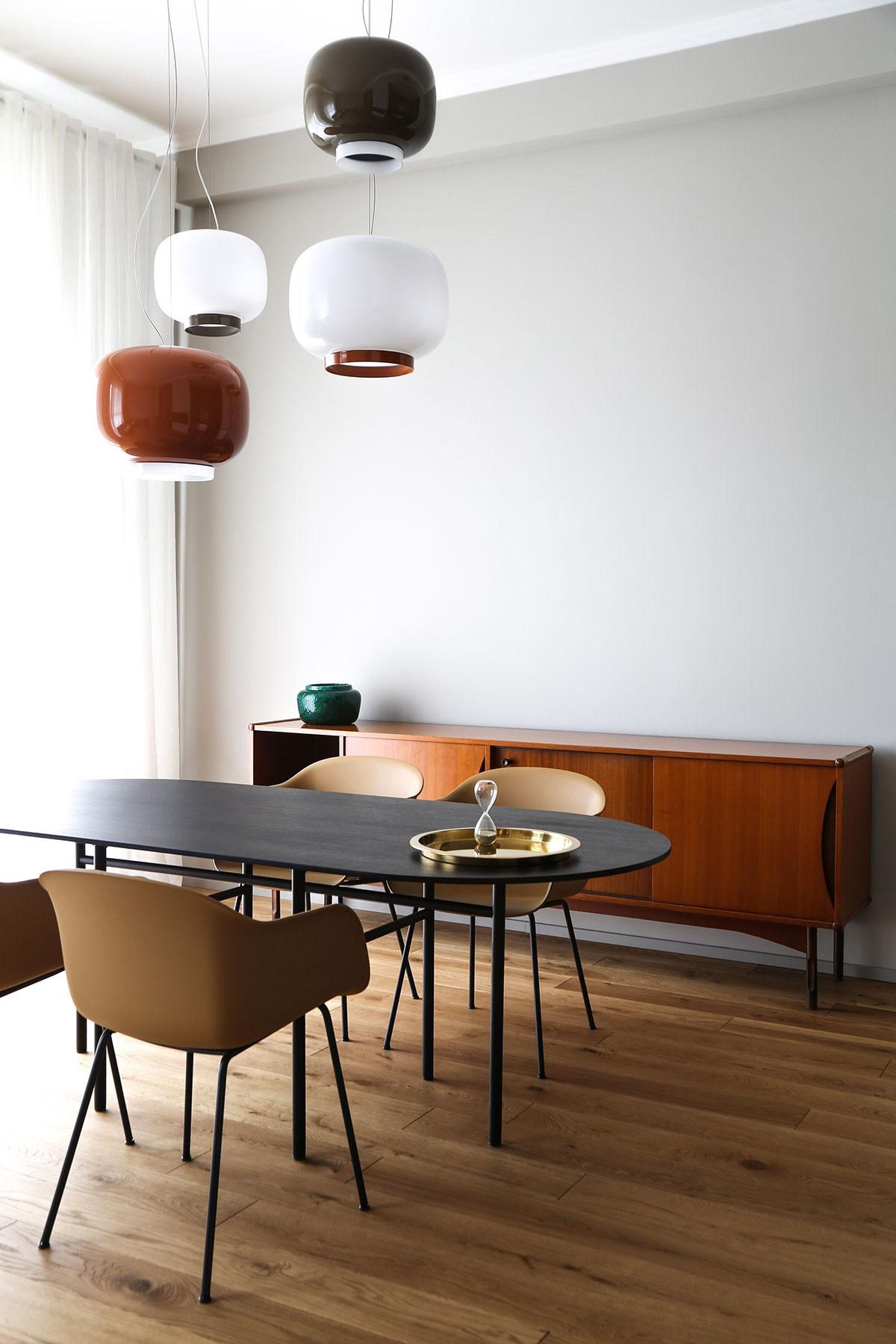 kickoffice casa ff2 living table foscarini lighting