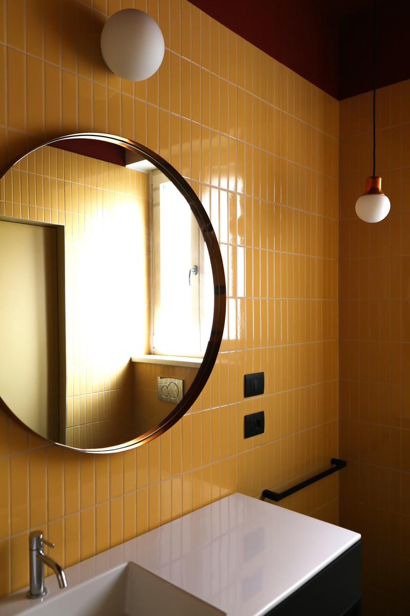 kickoffice casa ff2 bathroom tiles mirror artemide ceramicavogue