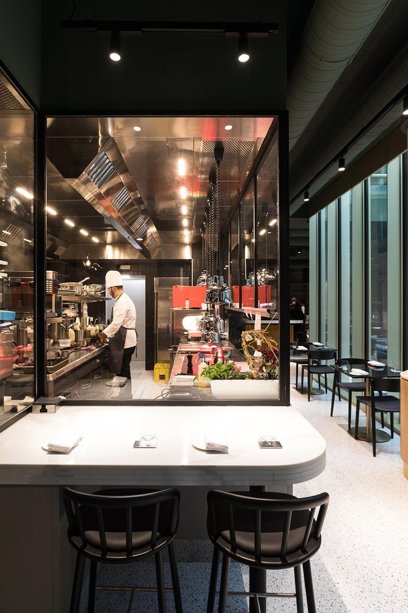 kickoffice opencolonna restaurant kitchen window