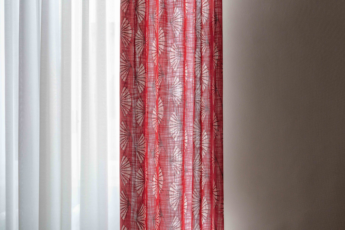 kickoffice broggi apartments curtain texture grey interiors