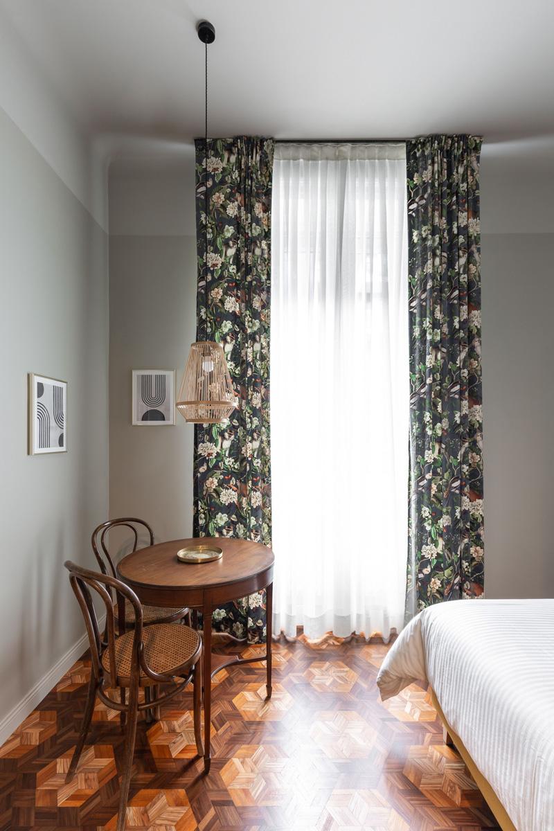 kickoffice broggi apartments curtain texture table