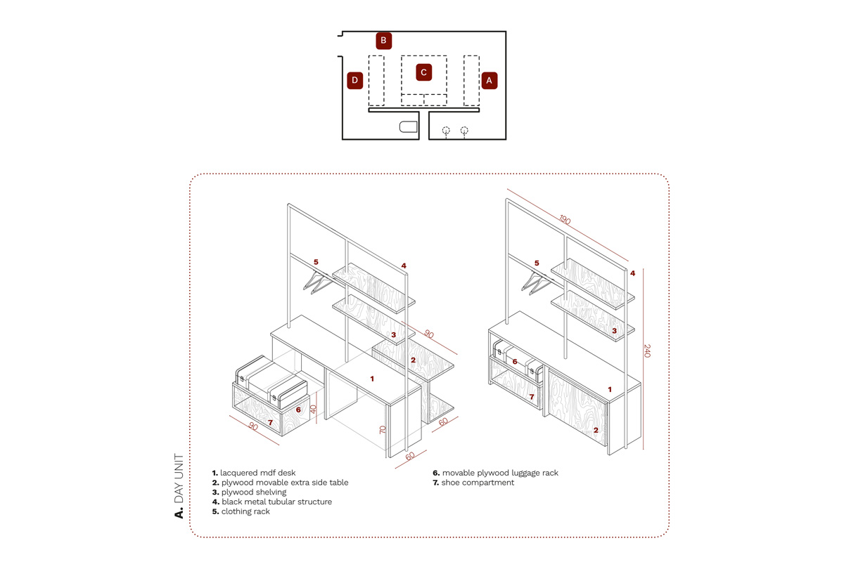 kickoffice ingrid hotellab bespoke forniture unit a