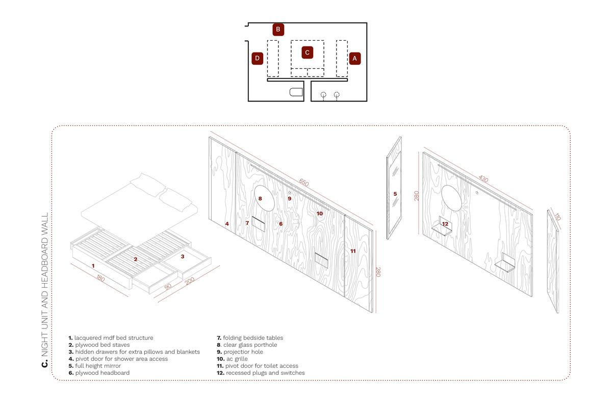 kickoffice ingrid hotellab bespoke forniture unit c