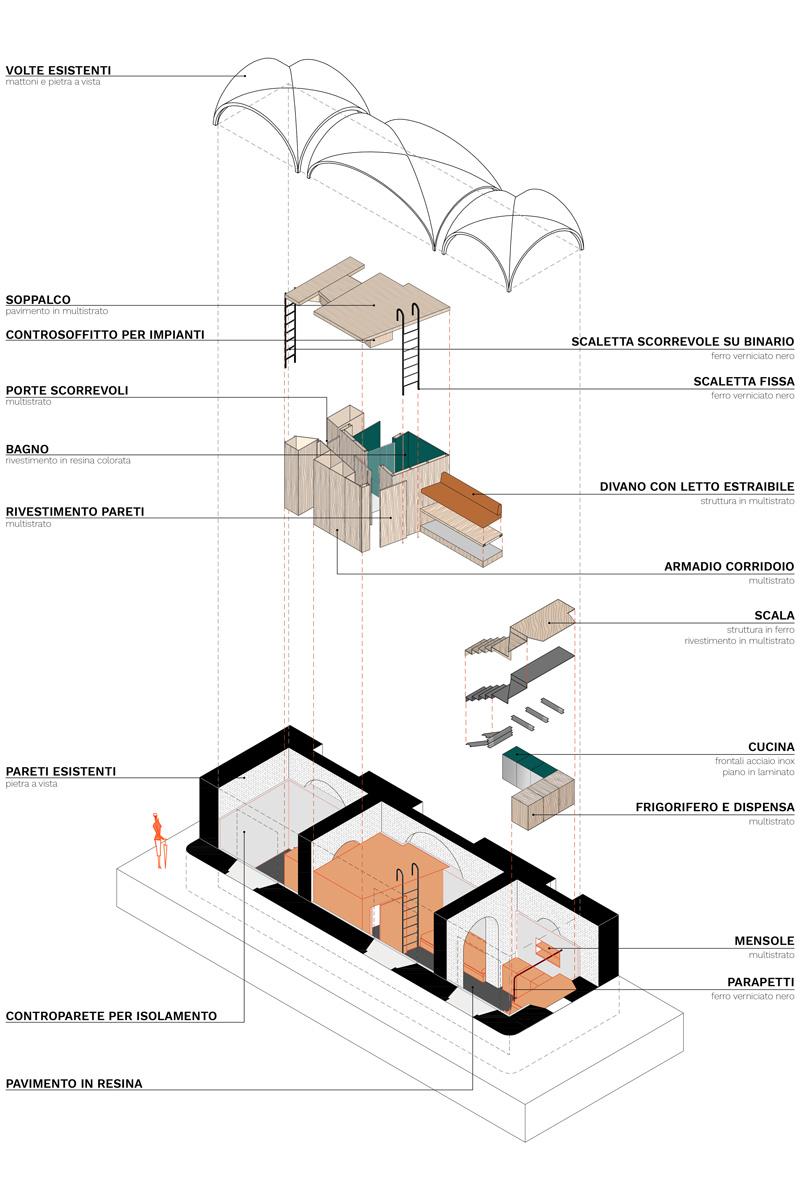 kickoffice villa n 4.0 axo exploded drawing diagram