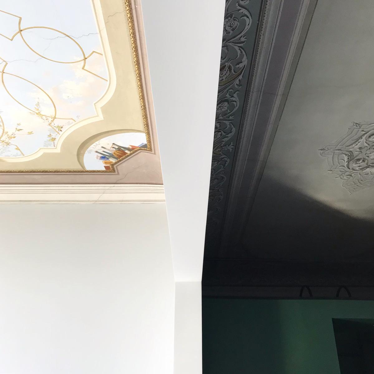 kickoffice villa n4 1 box green ceiling contrast