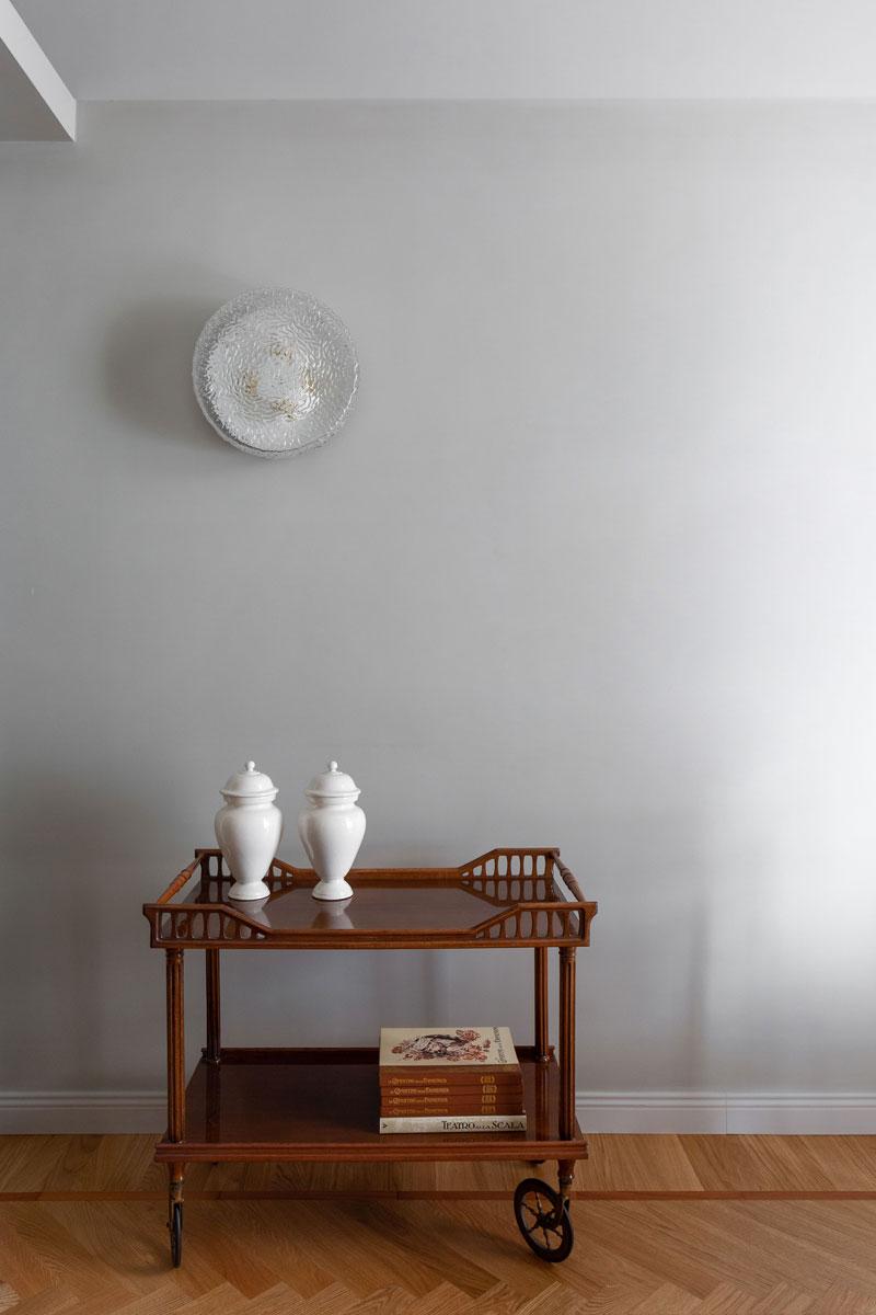 kickoffice broggi apartments bedroom grey interiors applique vintage