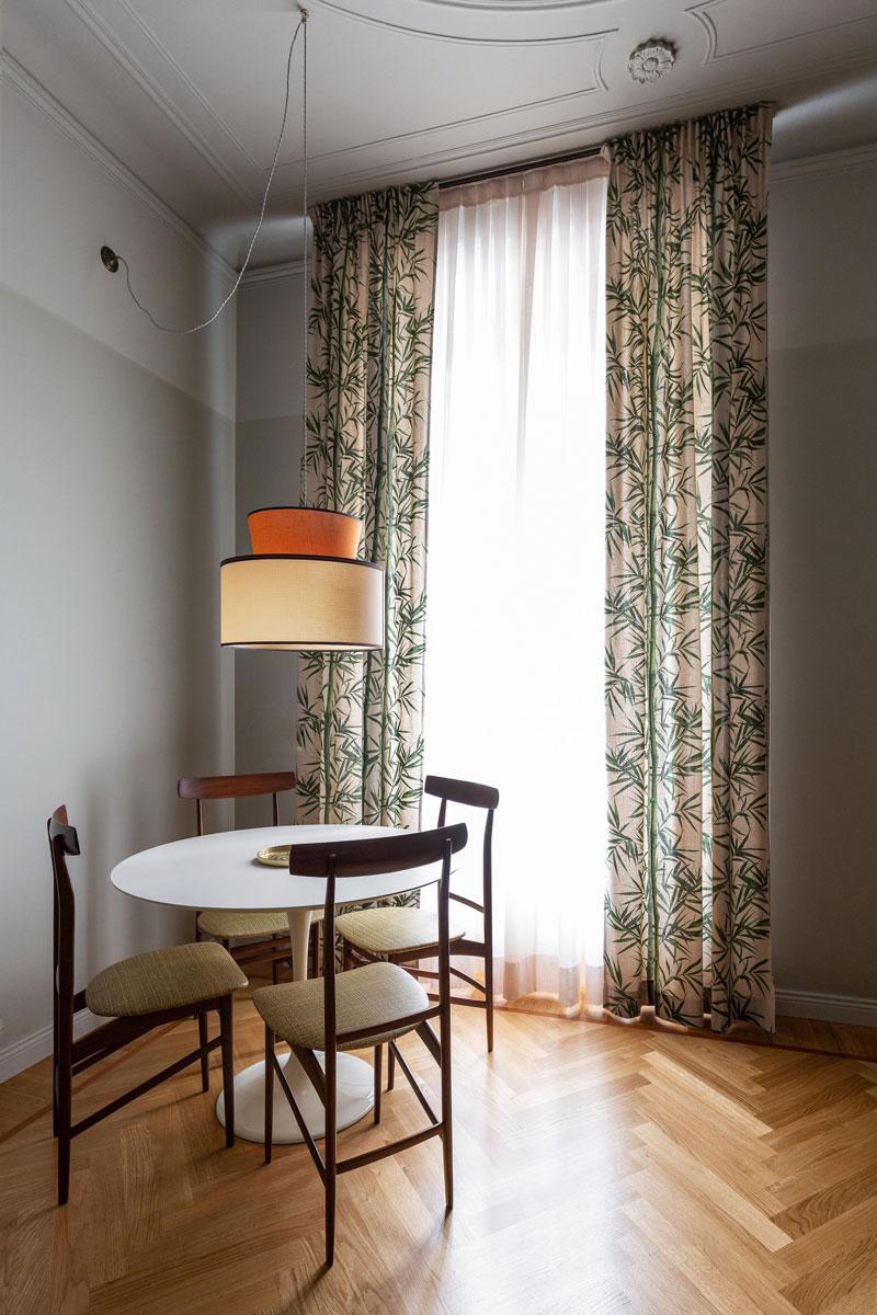 kickoffice broggi apartments bedroom table pendant bespoke